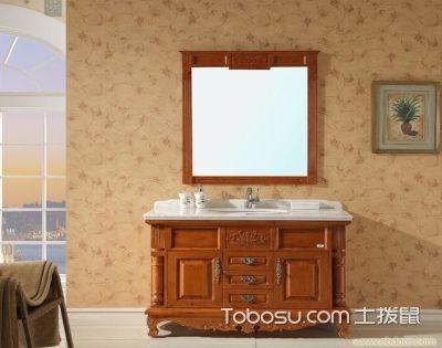 橡木浴室柜的优缺点,了解清楚让你用得放心