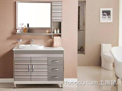 不锈钢浴室柜好吗?看完这个你就有答案了