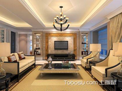 客厅波打线尺寸一般是多少?如何铺贴更美观?