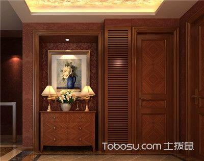 中式玄关柜,共赏中式高雅美
