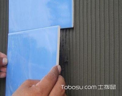 贴墙砖用水泥还是瓷砖胶好?还是它略胜一筹!
