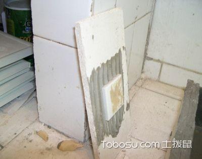 石膏板上能贴瓷砖吗?换种方法给居室换个面貌!