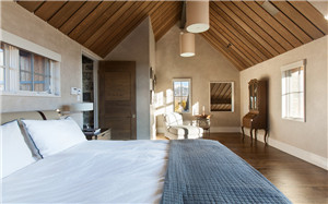【斜顶卧室】斜顶卧室安装什么灯,斜顶卧室吊顶,风水,装修效果图