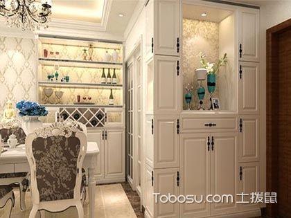 玄关衣帽柜如何设计?常见的尺寸有哪些呢?