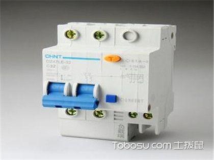 漏电开关原理,漏电开关的分类与选购