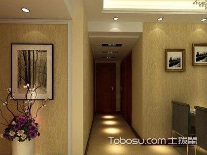 客厅吊顶筒灯,安装设计的风水讲究