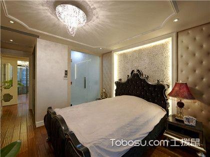 卧室吊顶效果图欣赏,营造舒适睡眠环境