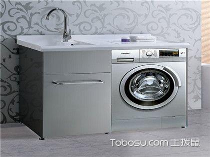 阳台洗衣柜什么材质好?各有特色,因需而定