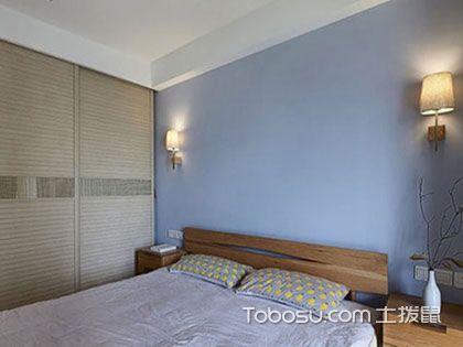 92平米两室一厅装修图,地中海、简约风推荐