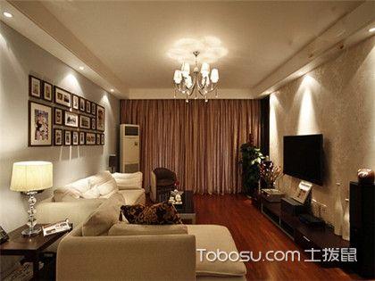 92平米房屋装修设计图,用简约欧式打造家的温馨