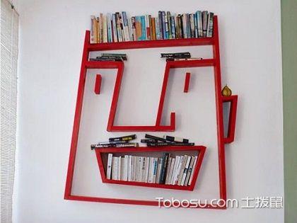 木工创意书架效果图,给你满满的灵感