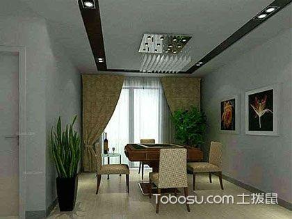 92平方三室二厅效果图,给你一个简欧式温馨的家