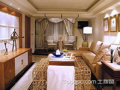 92平米两居室装修,新古典主义风格来袭