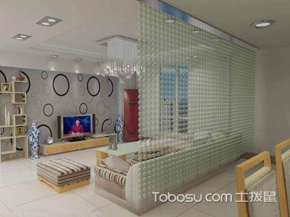 小户型室内移动隔断墙怎么设计便宜又好看?