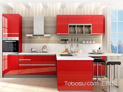 现代橱柜门颜色风水是什么?厨房橱柜门颜色推荐