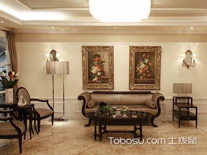 客厅照片墙怎么布置 照片墙案例赏识_施工流程