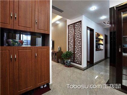 客廳玄關鞋柜效果圖,風格多樣任你挑選