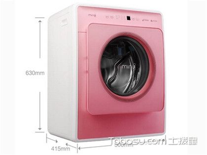小型滚筒洗衣机选购指南,让洗衣再无忧闷