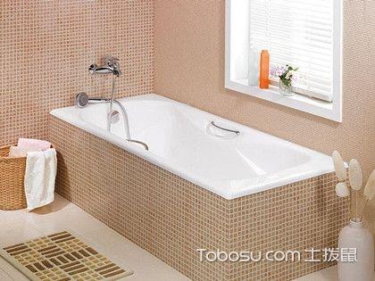 浴缸安装技巧,掌握细节很重要