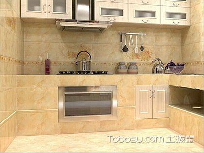 廚房釉面磚圖片,合適的瓷磚才是最好的