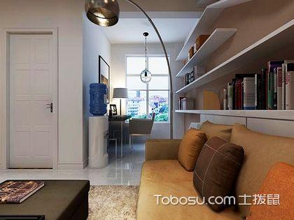 86平米两室两厅装修图,现代风就该如此简洁优雅!