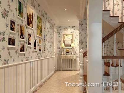 家庭装修墙裙,让细节彰显家居美景