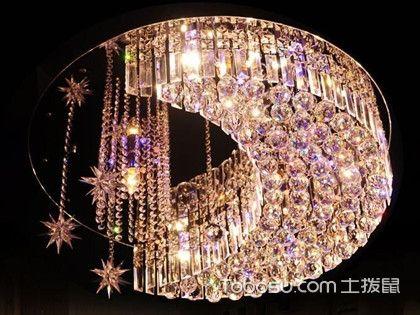 水晶灯安装方法介绍,在家也能轻松搞定