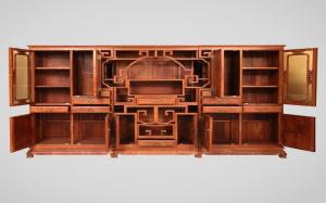 【红木书柜】红木书柜尺寸,红木书柜多少钱,定做厂家,图片