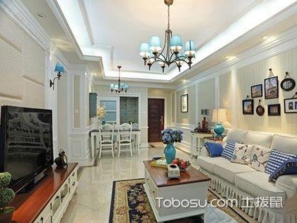 105平米装修案例,这个家真美!