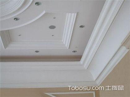 石膏线的安装工艺,石膏线安装的注意事项