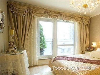 欧式窗帘的颜色搭配技巧,整体把握最重要