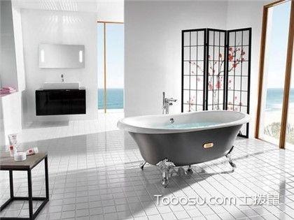 铸铁浴缸与亚克力浴缸哪个好?两者兼具优缺点