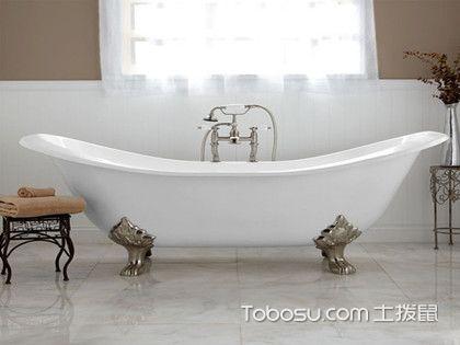 铸铁浴缸如何安装?这几个步骤很重要