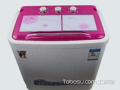 雙桶洗衣機尺寸,多大適合家用?