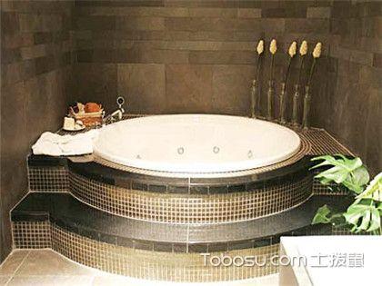圆形浴缸的尺寸,可根据实际情况定制