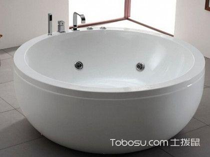 圆形浴缸的选购技巧,选到合适的很重要