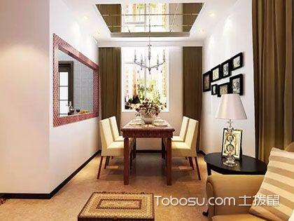 105平米装修效果图,电视墙的设计有创意,值得借鉴!