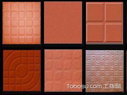 红釉面砖:釉面砖中的美貌担当