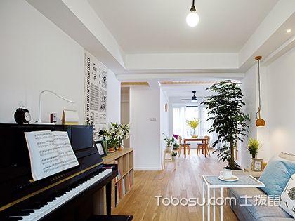 105平米三室两厅装修样板间,气质要从小培养