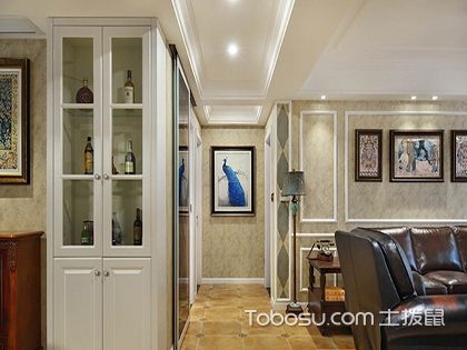 105平米的房子装修多少钱?教你20万打造美式公寓风