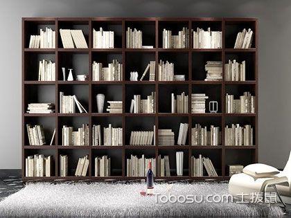 整体书柜效果图——你与简•奥斯汀可能只差了一套好书柜