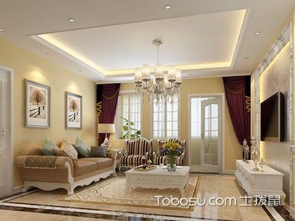 115平米户型图,理清结构让家装更简单