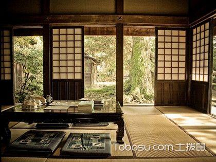 什么是传统日式风格?传统日式风格有哪些特点?
