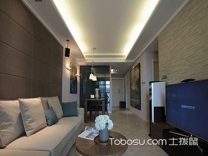 5萬元裝修95平方房子,實惠房子更舒坦