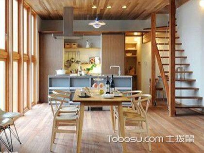 日式厨房装修设计方法,打造精致烹饪空间