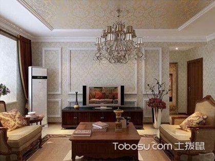 石膏线电视背景墙有哪些优点?简单大方更具优雅
