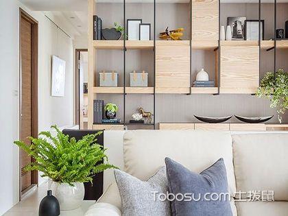 115平米三房两厅小吗?选对风格、合理规划最关键!