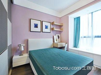 98平米房子装修图,客餐厅装修简直太美了!