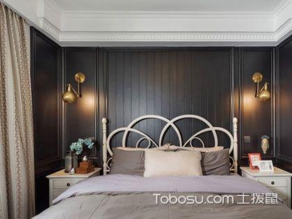 75平米两居装修效果图,老上海的韵味
