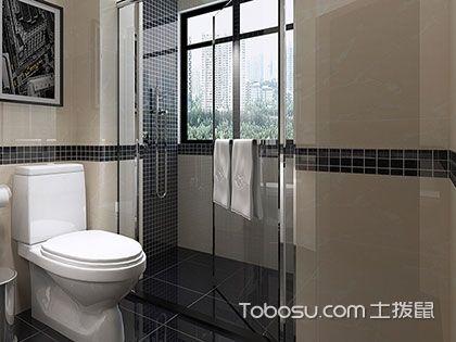 卫生间门槛石效果图,卫生间装修必看!